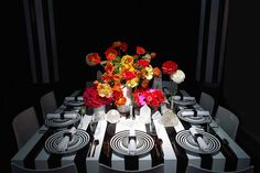 Inspiring Tables at DIFFA's Dining by Design : Architectural Digest