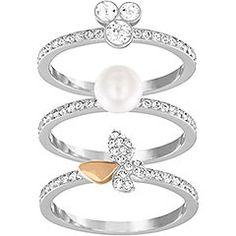 f2ccbe58d Cute ring £99 Cute Bracelets, Swarovski Crystal Rings, Swarovski Jewelry, Crystal  Jewelry