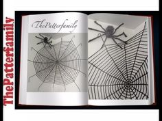 How to Crochet a Spider Web Pattern #10 │by ThePatterfamily - YouTube