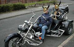 Trikes make us horny.