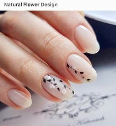 We have found 40 of the very best nail art designs for you! All of these nail art designs feature unique designs and beautiful displays of art. Being able to provide art on your very own nails speaks volumes on how you keep up with your own appearance. Flower Nail Designs, Nail Designs Spring, Nails With Flower Design, Nail Design For Short Nails, Simple Nail Art Designs, Spring Design, Gorgeous Nails, Pretty Nails, Beautiful Nail Art