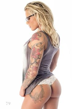 Tattoo for girl.