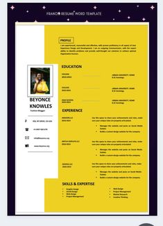 Cv Resume Template, Resume Cv, Resume Design, Resume Review, Fashion Resume, Creative Resume, Creative Design, Resume Words, Cv Design