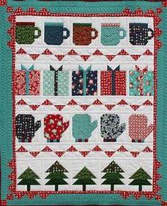 25+ unique Christmas quilt patterns ideas on Pinterest ...