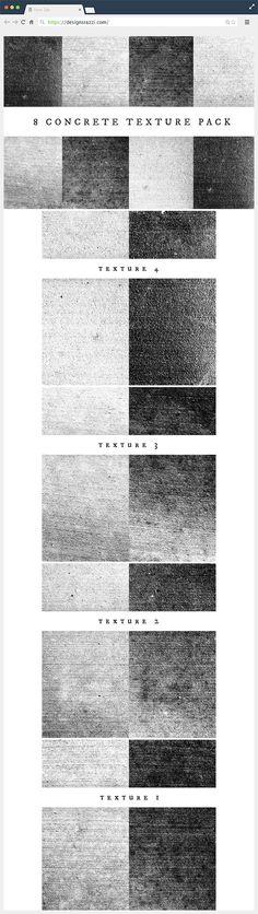 8+ Concrete Free Texture Pack | Designrazzi
