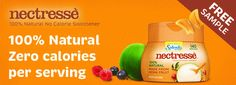 NECTRESSE™ Free Sample  and $1.50 off Coupon