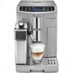 Reduzierte Kaffeevollautomaten günstig online kaufen | LadenZeile Barista, Melitta Caffeo Solo, Automatic Espresso Machine, Coffee Maker, Kitchen Appliances, Products, Ground Coffee Beans, White Coffee, Black Coffee