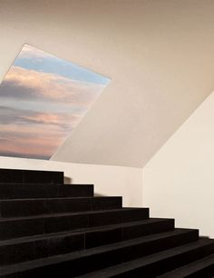 Skyspace installation by artist James Turrell - Las Vegas