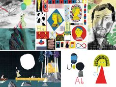 Luke Best's colorful work | Kim Welling