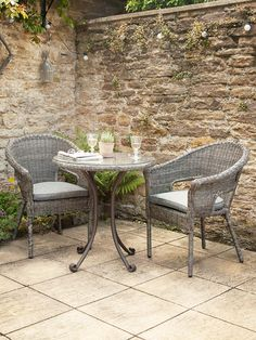 NEW Roma Bistro Set - Outdoor Furniture - Outdoor Living