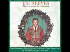 Jim Reeves - Mary's Boy Child - YouTube