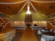The venue!  The Lodge at Lake Bowen Commons!!!  September 8, 2012!