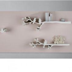 Aegle Bird Shelf