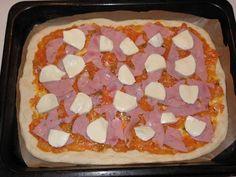 Těsto na pizzu podle J. Olivera | recept | ČSDR.cz