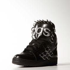 adidas - Tênis Jeremy Scott Hi Ring Intinct
