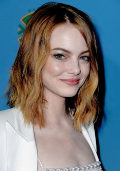 Emma Stone attends the special screening of Columbia Pictures' 'ALOHA' at The London West Hollywood on May 27, 2015 in West Hollywood, California.