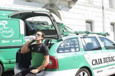 Alzola y Caja Rural Team presentes en la Vuelta a Burgos, Vuelta a Portugal y Vuelta a España.