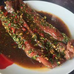 FaeriWood: Faeriwood Kitchen: Marinated Pork Loin
