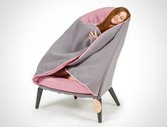 The Ultimate Chill Chair   Yanko Design