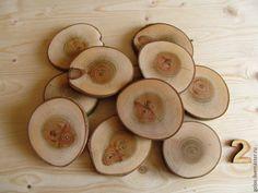 Купить Спилы дерева 2 - спил дерева, эко материал, пеньки дерева, деревянные спилы