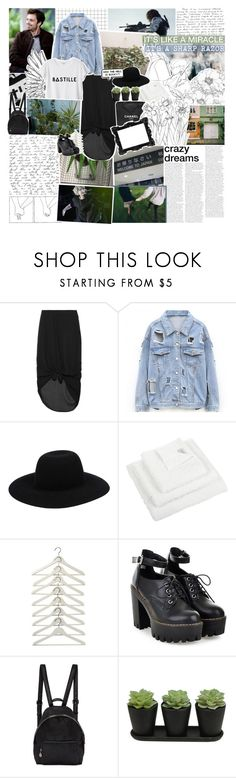 """""""1251   you had a bad trip, you crawled right down the hall~"""" by wintervale ❤ liked on Polyvore featuring Sebastian Professional, Minimarket, Takahashi Hiroko, Chanel, STELLA McCARTNEY and marisas5yrchallenge"""
