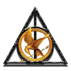 This is so cool! #harrypotter #hp #hungergames #hg #potterhead #panemaniac #deathlyhallows #mockingjay #mockingjaypin #reading #read #book #books #fandoms #fandom #hpfandom #hgfandom #harrypotterfandom #hungergamesfandom