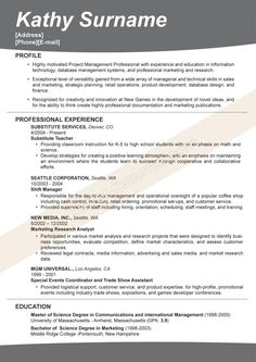 The Best Resume best place to post resume The Best Resume Template Resume Template Ideas