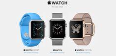 Precios finales de todos los modelos de Apple Watch
