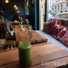 Belgisches Viertel/ Köln. - Café Spatz