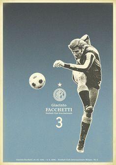 Amazing multi-media poster designs for British soccer stars.