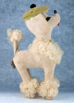 Vintage Stuffed Animals October 2017