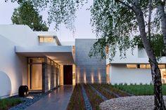 Modern Silicon Valley Home - modern - Exterior - San Francisco - Lencioni Construction