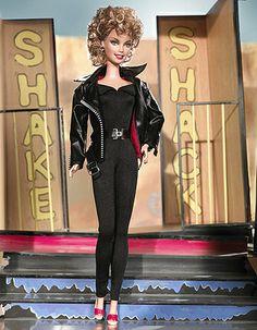 Olivia Newton-John 'Sandy' Barbie...Tell me about it, Stud!