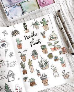 So cute! @couleursduvent #notebooktherapy