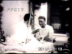 Rare Footage of Scott and Zelda Fitzgerald From the 1920s