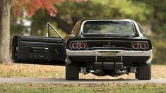 1968 Dodge Charger Custom
