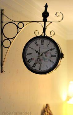 Lindo relógio