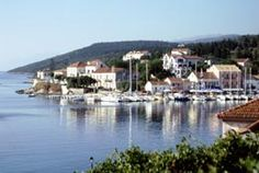 Fiskardo on, Kefalonia Island - a regular stop for flotillas...