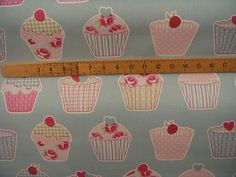 CUP CAKES FURNISHING FABRIC