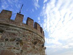Thessaloniki, Pisa, Tower, Building, Travel, Rook, Viajes, Computer Case, Buildings