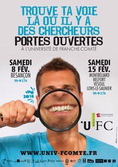 Université de France-Comté - JPO 2014