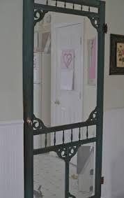Image result for vintage screen door