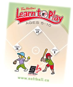 Order a Tim Hortons Learn to Play Manual through your Provincial/Territorial Association Softball Canada, Tim Hortons, Manual, Play, Learning, Textbook, Studying, Teaching, Onderwijs