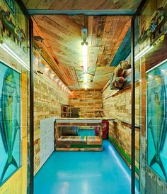 10 Simply Amazing Hospitality Designs ( PART I )