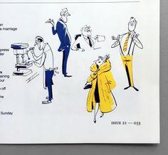 Illustrations by Satoshi Hashimoto : www.dutchuncle.co.uk/satoshi-hashimoto