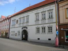 Česko, Soběslav - Rožmberský dům