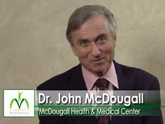 Many people suffer from constipation, a health issue that is sometimes underestimated. John McDougall MD discusses the issue in this video. Dr Mcdougall Diet, Medical Center, Self Care, Natural Health, Depression, Anxiety, Articles, In This Moment, Workout