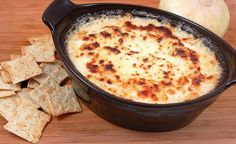 "One of the appetizers I have been making a lot lately is this incredible, easy, and oh so addictive Hot Onion Dip. Sometimes the simpler the dish and the fewer ingredients it takes to make it yields incredible flavors! This is GOOD! Like ""get outta my way….move my seat next to the dish….forget about the... Read more"