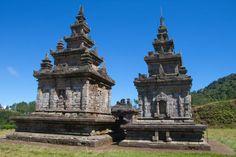 730 - 780 AD Hindoe Tempel Central Java