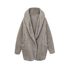Damen Winter Kapuzenjacke Hoodie Fleecejacken Mantel DR31 Grau Gr.One Size, http://www.amazon.de/dp/B00KIIIVG4/ref=cm_sw_r_pi_awdl_x_KVTUxb8XZP5T3
